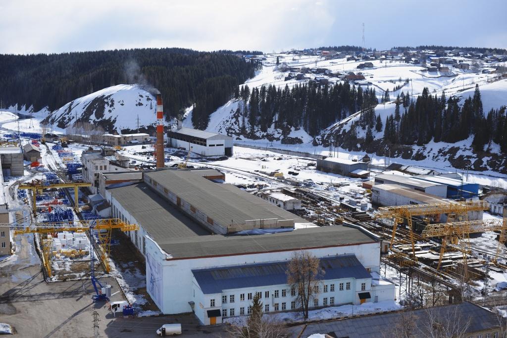 Завод башенных кранов