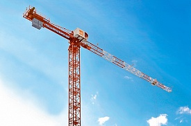 Flat top tower crane TDK-10.180-NTK